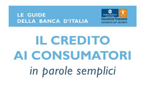 credito ai consumatori